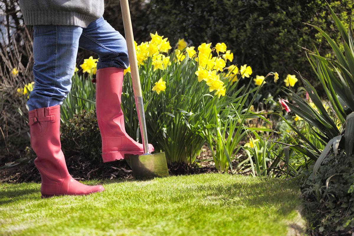gardening hotspots