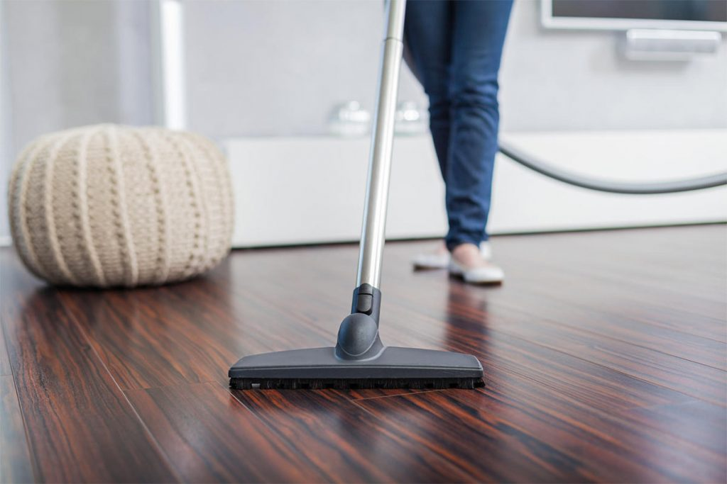 How Vacuuming Hardwood Floors Is Different From Vacuuming Carpet
