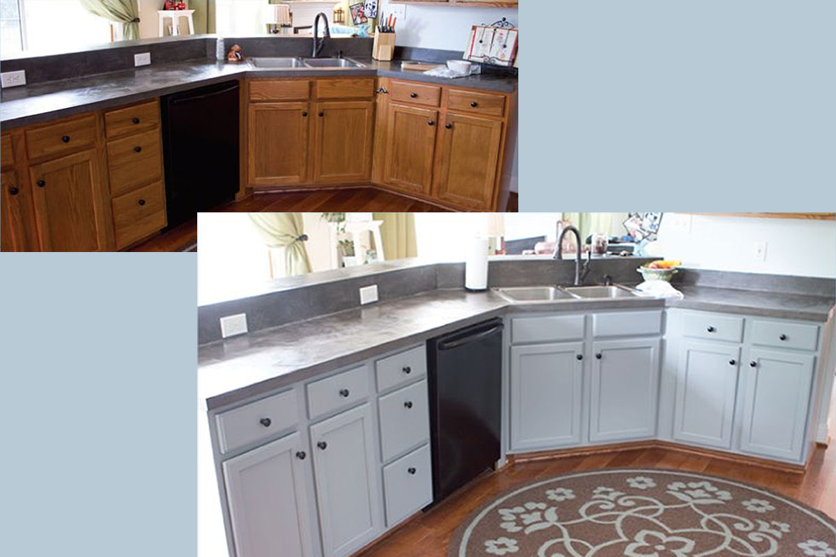Cost Of Making Over A Small Kitchen Makeover