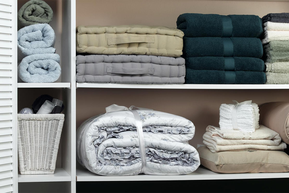 Inspired Storage Ideas To Help Sell Your Home Every Day Home