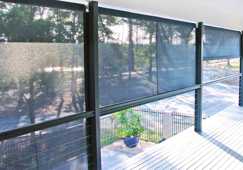 outdoor pvc blinds